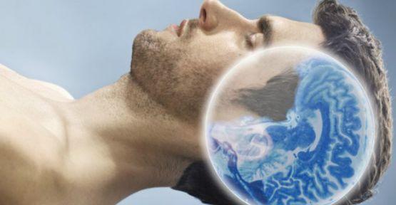 Uyku beyindeki toksinleri temizliyor...