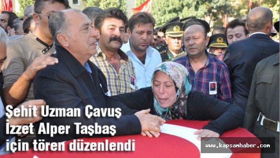 Uzman Çavuş İzzet Alper Taşbaş Dinar'da defnedildi