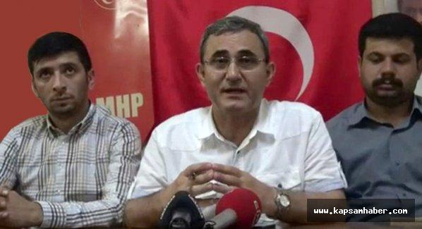 Valinin 'İsrail ajanı' ifadesi, Kütahyalılara hakarettir