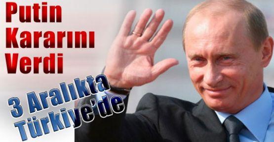 Vladimir Putin Kararını Verdi