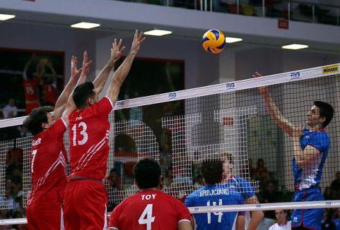 Voleybol Türk Milli Takımı finalde