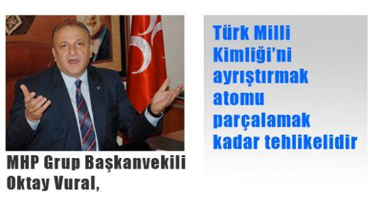 """Vural, """"AKP'de BDP de haddini bilecek"""""""