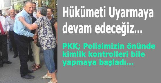 """Vural: PKK """"karlı çıktı"""""""