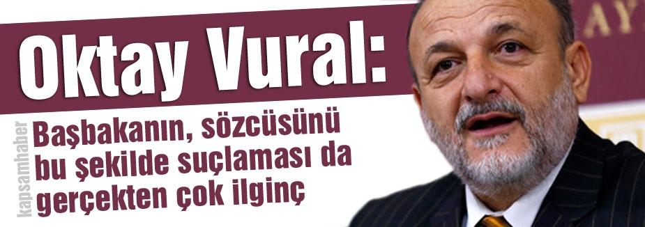 Vural: Ülkede devlet yönetim krizi vardır