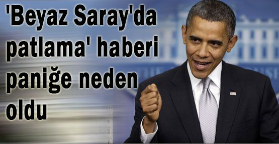Yalan Obama Haberi ABD'yi Karıştırdı...