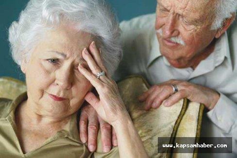 Yaşlanan Türkiye'de Alzheimer hastalığı artıyor