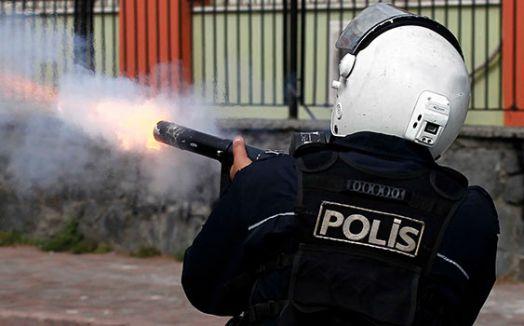 Yazıcıoğlukararını protesto eden BBP'ne müdahale