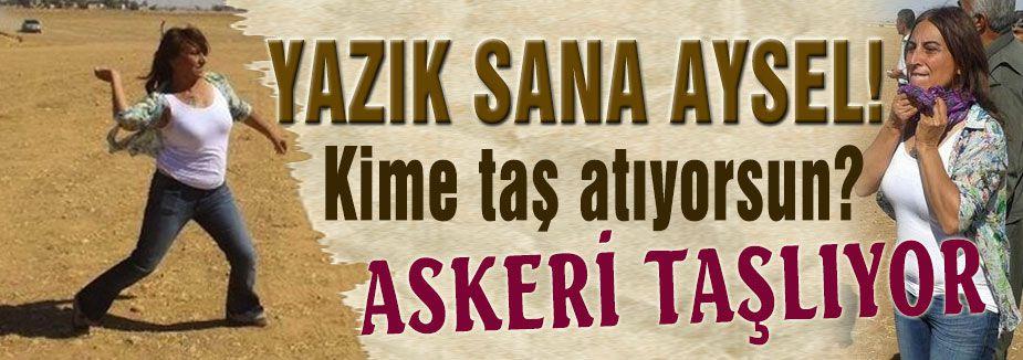 YAZIK SANA AYSEL!