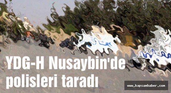 YDG-H Nusaybin'de polisleri taradı