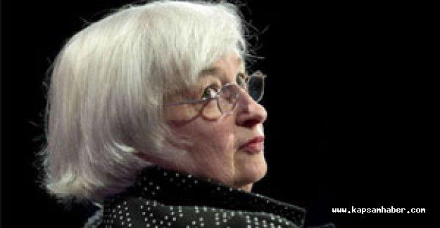 Yellen: Faiz artışı için şartlar oluşuyor...