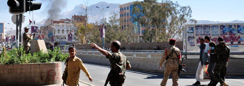 Yemende Karakola Saldırı...