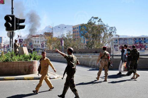 Yemen'de şiddet