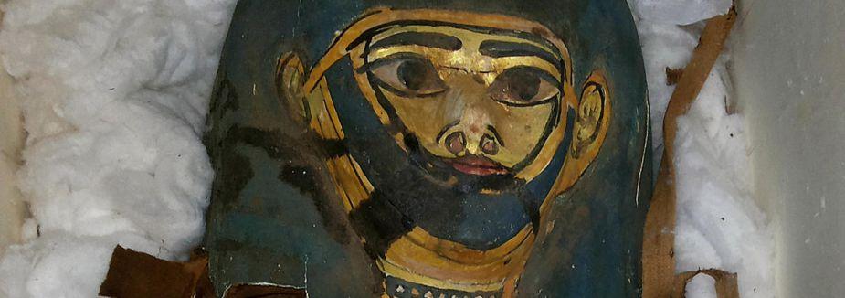 Yeni bir firavun mezarı bulundu...