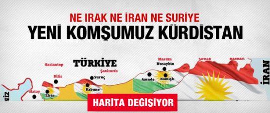 Yeni Komşumuz Kürdistan...