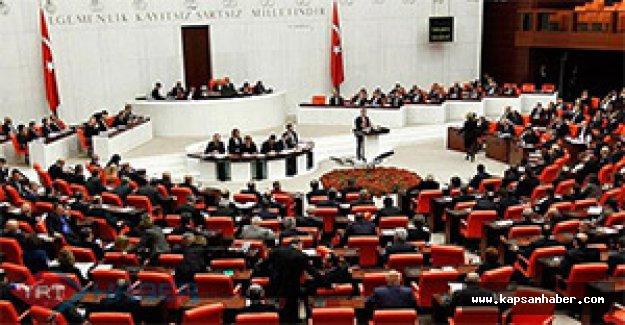 Yeni Meclis'in ilk kararı...