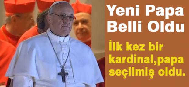 Yeni Papa, Arjantinli Bir Kardinal