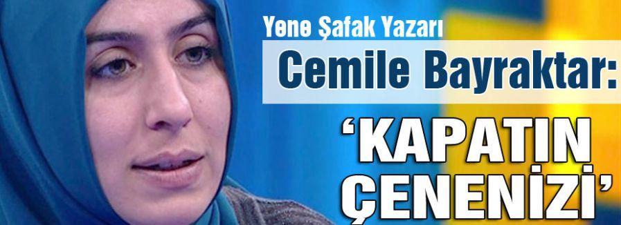 """Yeni Şafak Yazarından """"kapatın çenenizi"""" tweeti"""