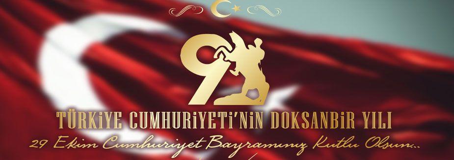 """""""YENİ TÜRKİYE"""" DE 91.YIL"""
