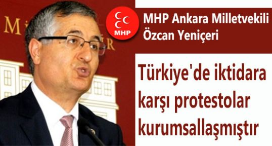 Yeniçeri, PKK İstediğimiz an vurabiliriz diyor
