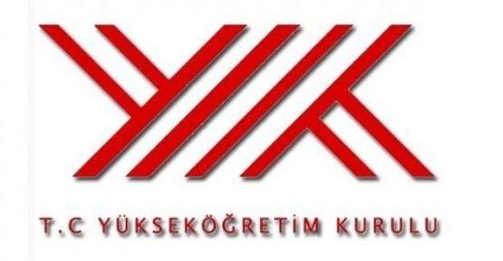 YÖK'ten ''pedagojik formasyon'' açıklaması