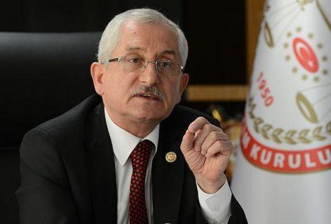 YSK Başkanı Güven'den açıklama...