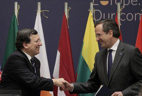 Yunanistan resmen AB dönem başkanı...