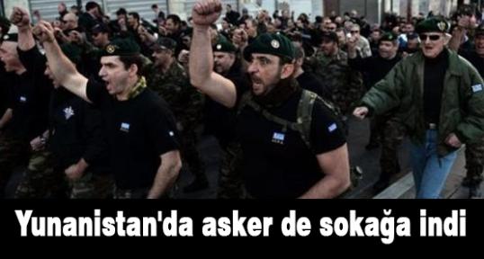 Yunanistan'da Esker İsyanı
