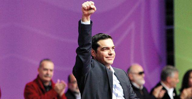 Yunanistan'da Sonuç belli oldu