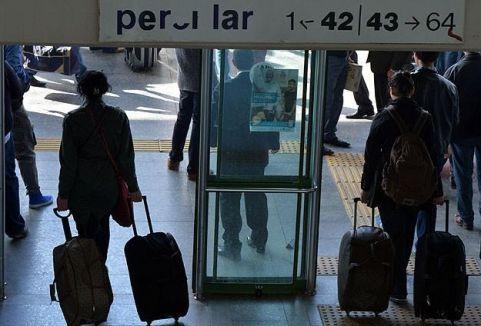 Yurt dışına seyahate ilgi artıyor...