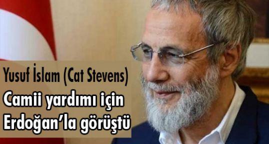 Yusuf İslam (Cat Stevens) Türkiye'de