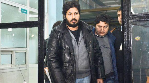 Zarrab, takip edildiği iddiasıyla şikayetçi oldu