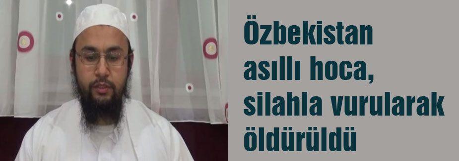 Zeytinburnu'nda 'Özbek' Hoca Silahla Vuruldu