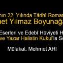 Vefâtının 22. Yılında: Ahmet Yılmaz Boyunağa