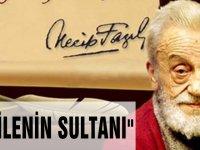Şâirler Sultanı Üstâd Necip Fâzıl'a Vefâ