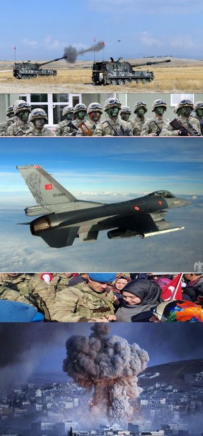 afrin turk askeri zeytin dali harekati