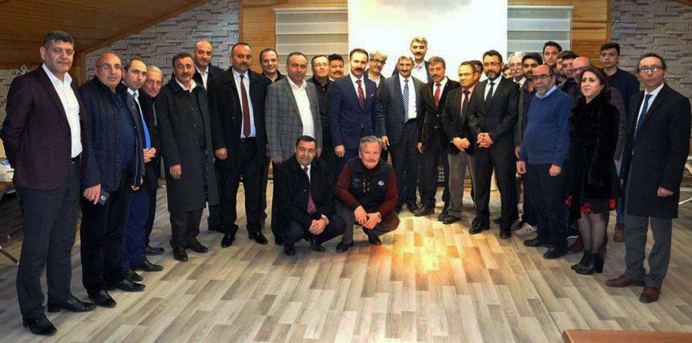 Türk Ocakları Kırıkkale subesi emrah senel