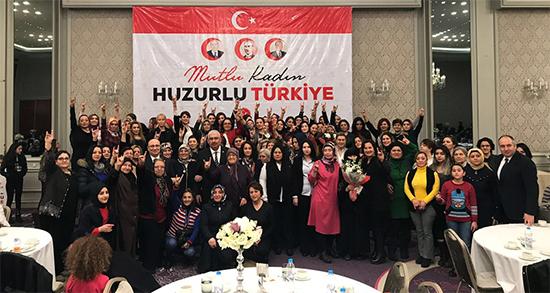 mhp istanbul mutlu kadin huzurlu turkiye