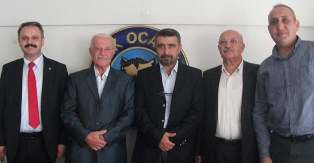 mustafa onsel samsun turk ocaklari konferans
