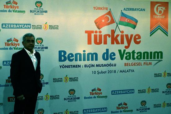 turkiye benim'de vatanim
