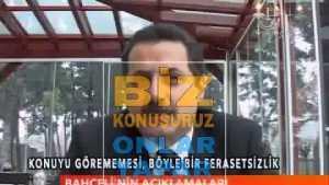 Bahçeli'nin Cemaat İle İlgili Sözlerine AKP'den Verilen Yanıtlar