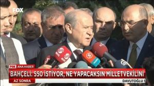 Cumhurbaşkanı Erdoğan'la ilgili sert sözler