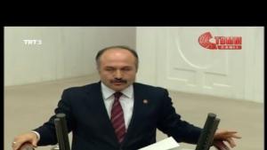 Erhan Usta'nın Bütçe Kanunu Tasarı Konuşması