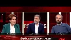Meral Akşener 'Tarafsız Bölge''de soruları cevaplandırdı