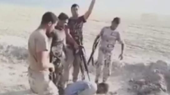 Musul'da 3 Gence İşkence Yaptılar Sonra Kurşuna Dizdiler